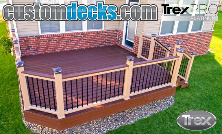 Financing for your New Trex Deck! - MGE Blog: Deck Specials, Company News & More | MGE Carpentry - blogFinancingDeckTrexPro-768x463