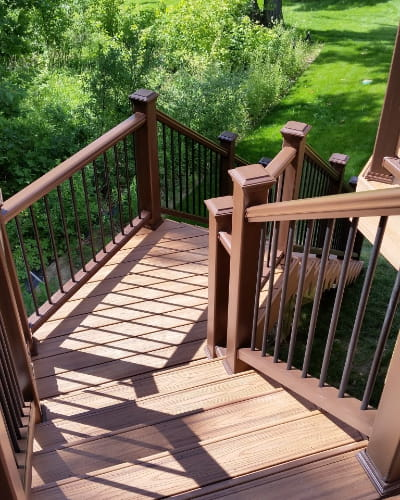 MGE Carpentry: Custom Deck Builders Serving Metro Detroit - home-content